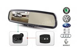 Зеркало Gazer MU500/MU700 + Gazer MB015