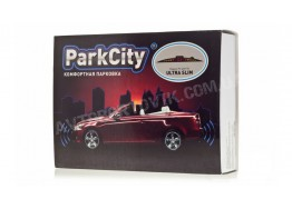 Парктроник Parkcity Ultra Slim Black