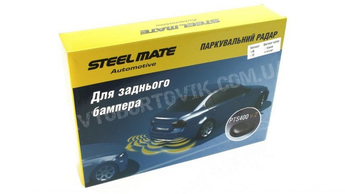 Парктроник Steelmate PTS400V2