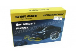 Парктроник Steel Mate PTS400V4