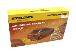 Парктроник Steel Mate PTS800MM