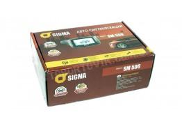 Автосигнализация Sigma SM-500