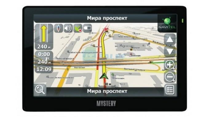 GPS навигатор Mystery MNS-440MP NV