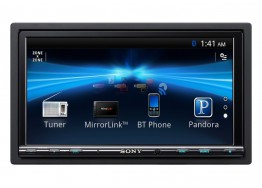 Мультимедийный центр Sony XAV-701BT
