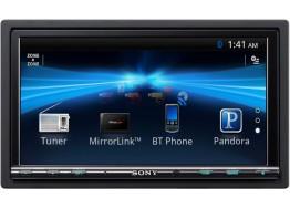 Мультимедийный центр Sony XAV-741