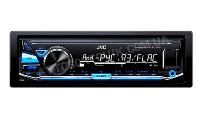 Автомагнитола JVC KD-X135Q