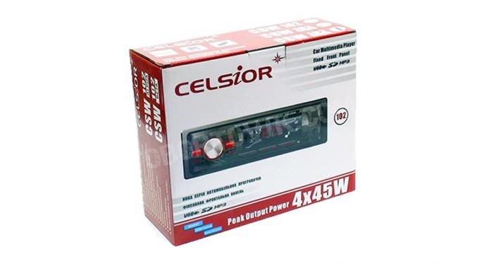 Автомагнитола Celsior CSW-102