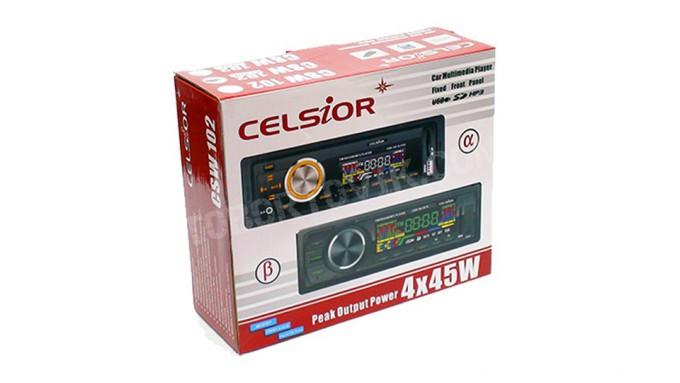 Автомагнитола Celsior CSW-102 Alpha