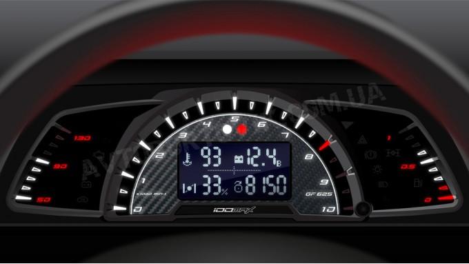 Панель приборов FERRUM GF 625 Chevrolet Niva