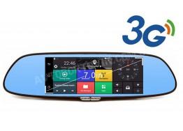 Зеркало-видеорегистратор Firstscene C08 3G