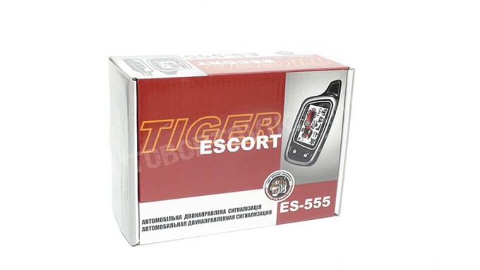 Автосигнализация Tiger Escort ES-555