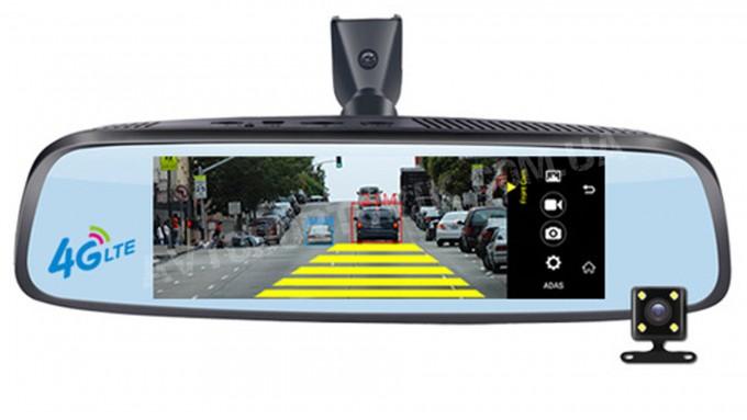 Зеркало-видеорегистратор Phisung E09 4G (ШТАТНОЕ)